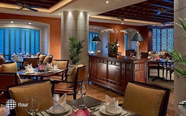 Shangri-la Hotel Dubai 9