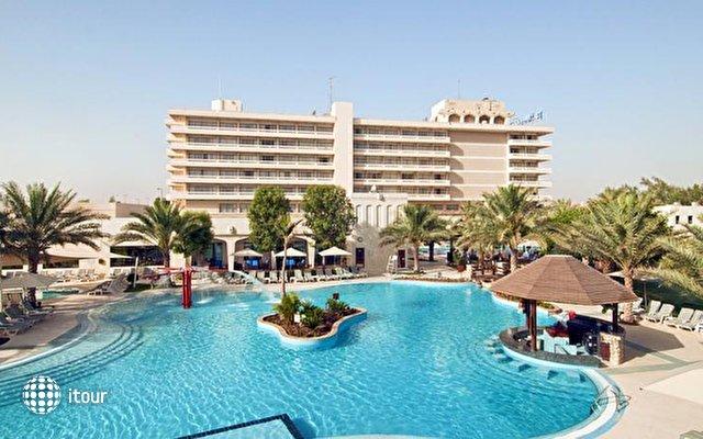 Hilton Al Ain 1