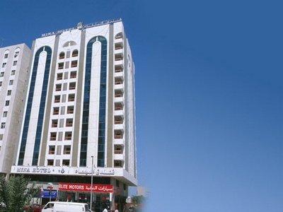 Al Diar Mina Hotel 1
