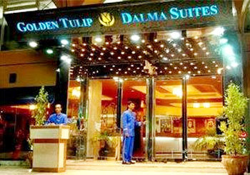 Golden Tulip Dalma Suites 4