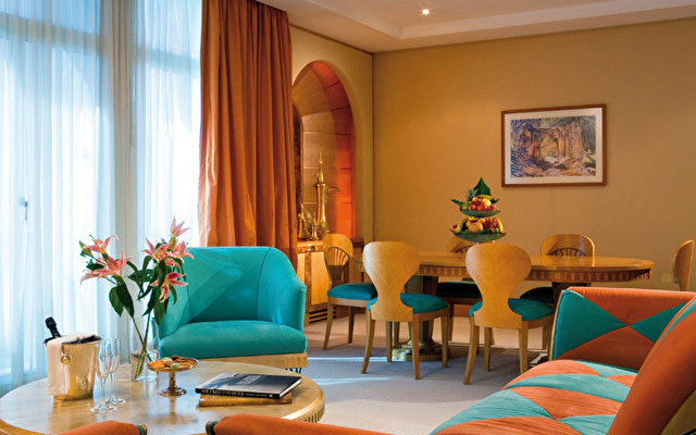 Mercure Grand Jebel Hafeet Al Ain 6