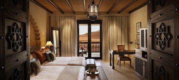 Qasr Al Sarab Desert Resort By Anantara 1