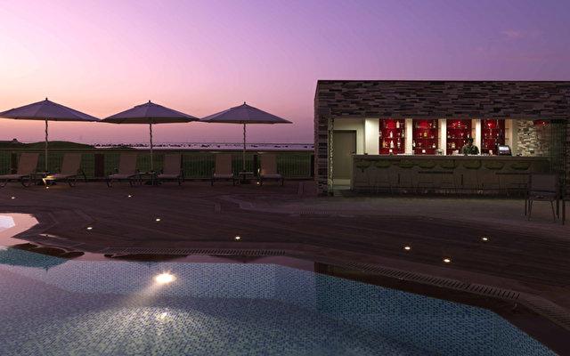Park Inn By Radisson Abu Dhabi Yas Island 5