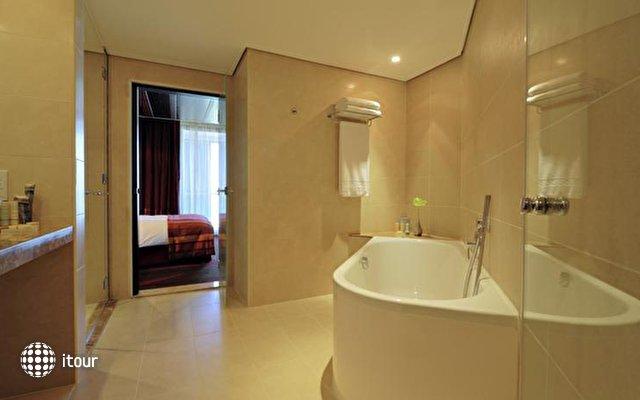 Radisson Blu Hotel Abu Dhabi Yas Island 8