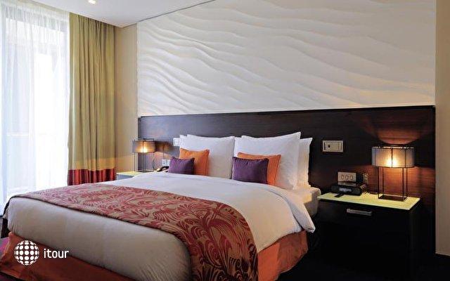 Radisson Blu Hotel Abu Dhabi Yas Island 5