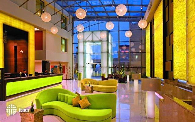 Traders Hotel Qaryat Al Beri 8