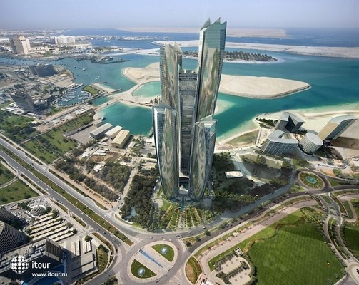 Jumeirah At Etihad Towers 1