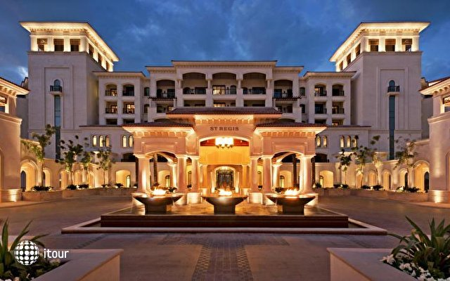 The St. Regis Saadiyat Island Resort 1