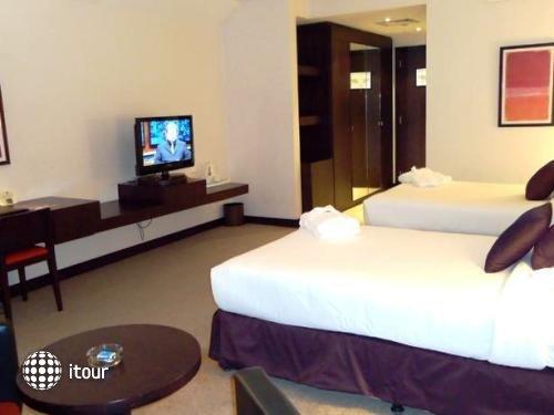Al Jazira Club Hotel 4