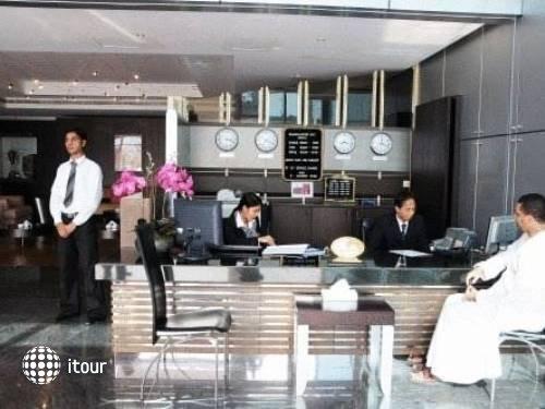 Al Jazira Club Hotel 7