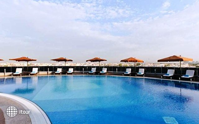 Novotel Abu Dhabi Gate 2