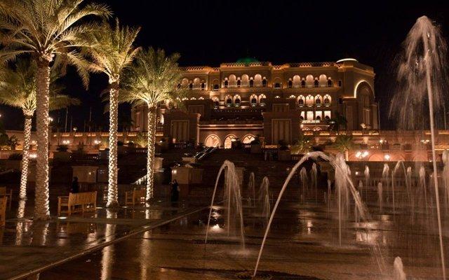 Al Ain Palace Hotel 1