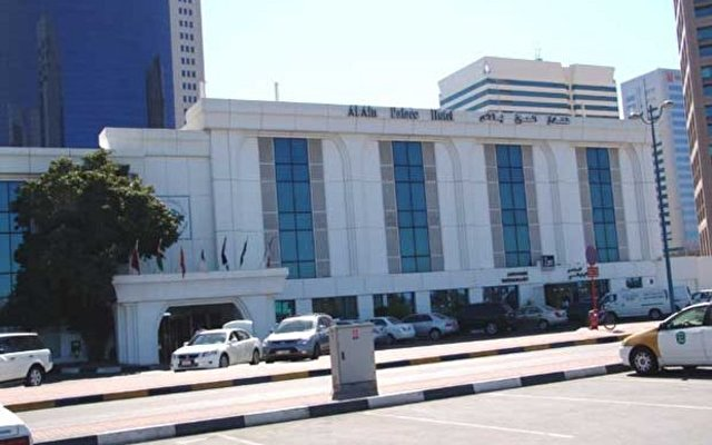 Al Ain Palace Hotel 2