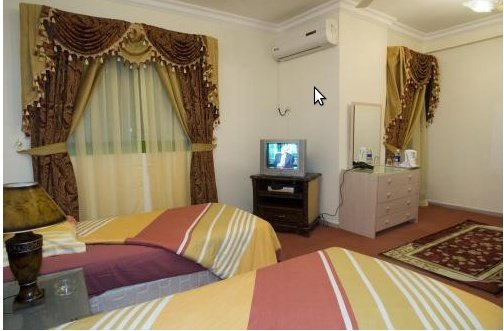 Al Masah Furnished Appart 1