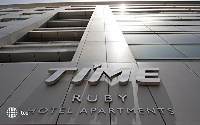 Time Ruby Hotel Apartments (ex. Ruby Living Courts) 7