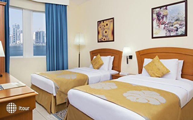 Golden Tulip Sharjah 7