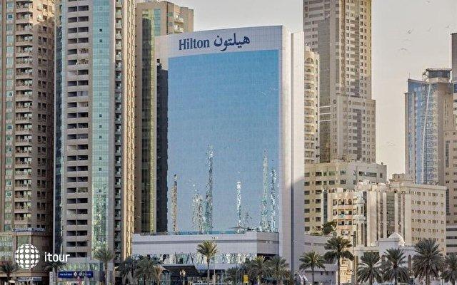 Hilton Sharjah 1