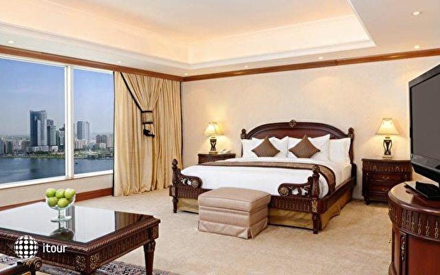 Hilton Sharjah 10