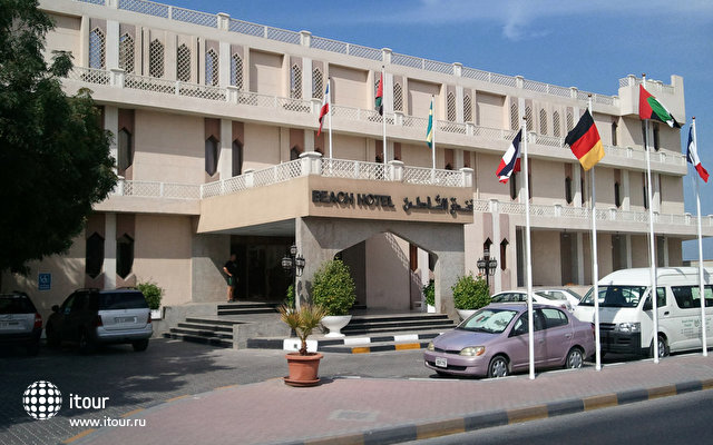 Beach Hotel Sharjah 2