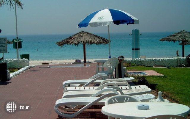 Lou'lou'a Beach Resort Sharjah 9