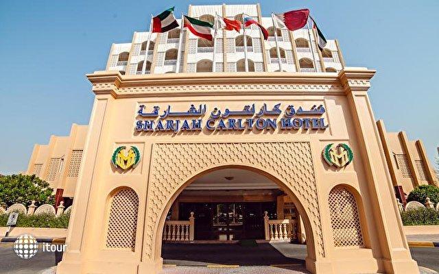 Carlton Sharjah Hotel 1