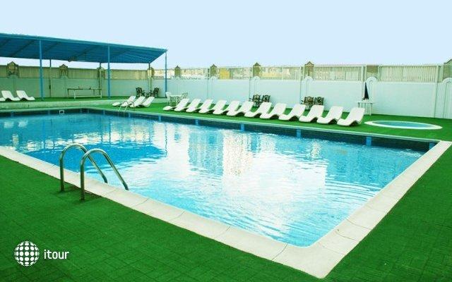Al Bustan Hotel Flats 2