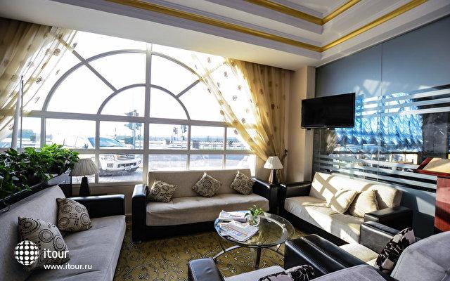 Al Seef Beach (ex. Arabian Beach Hotel) 4