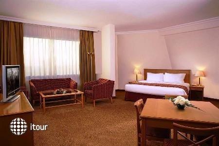 Swiss-bel Hotel Sharjah (ex. Sharjah Rotana) 9