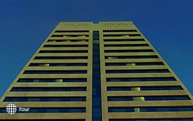 Swiss-bel Hotel Sharjah (ex. Sharjah Rotana) 1
