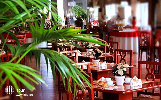 Nova Park Hotel 9