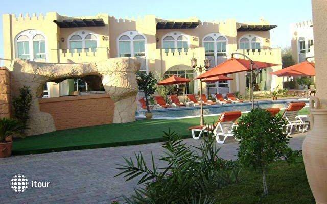 Caravan Resort Ajman 1