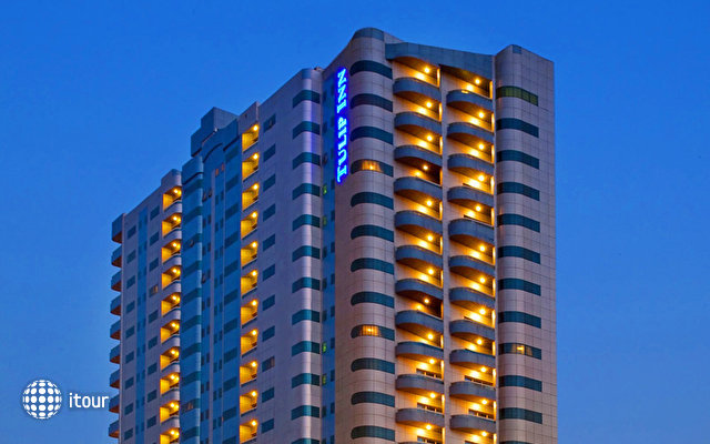 Tulip Inn Hotel Apartments Ajman 3