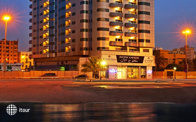 Tulip Inn Hotel Apartments Ajman 1
