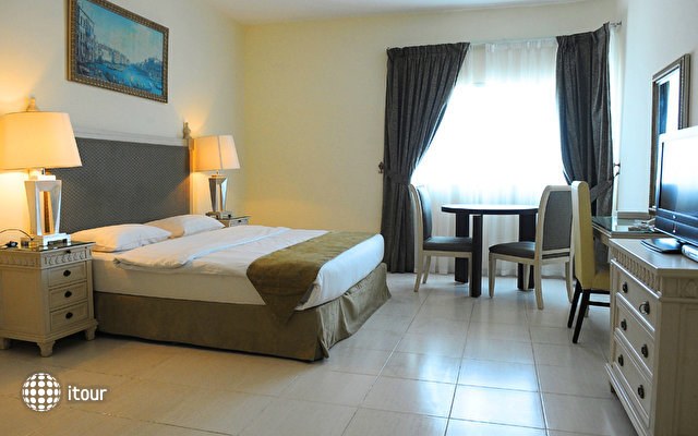 Tulip Inn Hotel Apartments Ajman 8