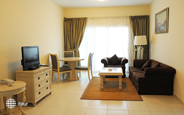 Tulip Inn Hotel Apartments Ajman 9