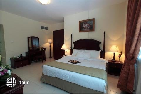 Tulip Inn Hotel Apartments Ajman 6