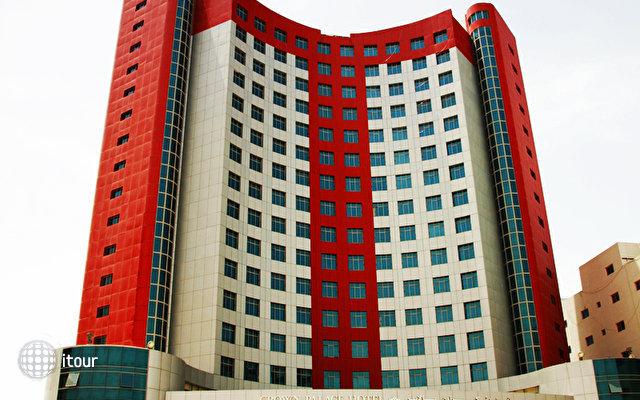 Crown Palace Hotel Ajman Apart Hotel 3