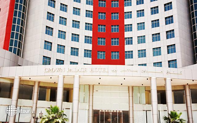 Crown Palace Hotel Ajman Apart Hotel 2