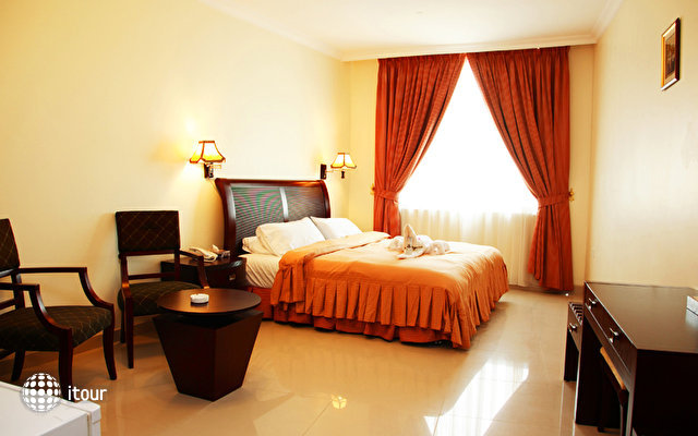 Crown Palace Hotel Ajman Apart Hotel 10