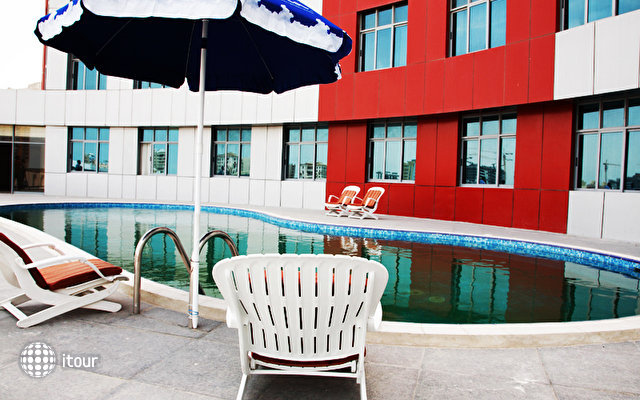 Crown Palace Hotel Ajman Apart Hotel 4