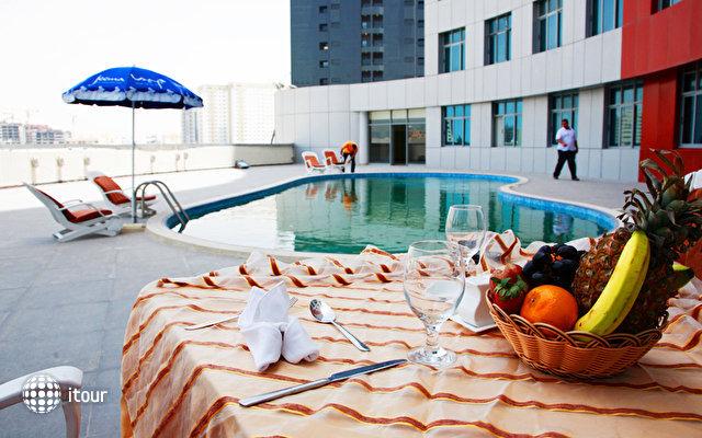 Crown Palace Hotel Ajman Apart Hotel 5
