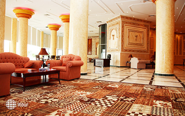 Crown Palace Hotel Ajman Apart Hotel 6