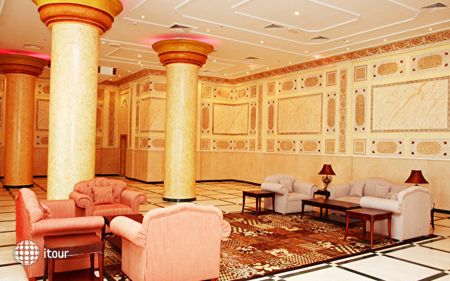 Crown Palace Hotel Ajman Apart Hotel 7