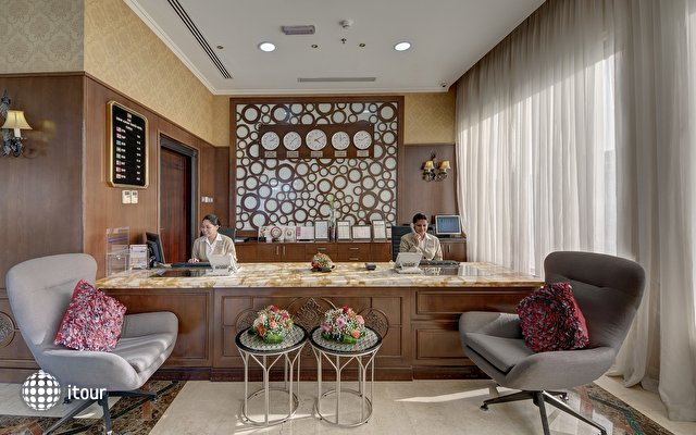 Ewan Ajman Suites Hotel 3