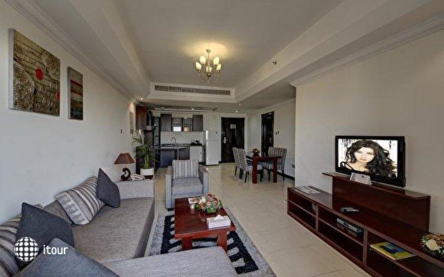 Ewan Ajman Suites Hotel 7