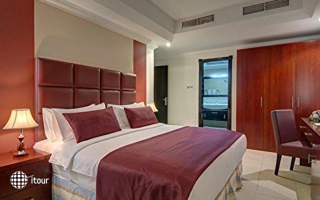 Ewan Ajman Suites Hotel 6