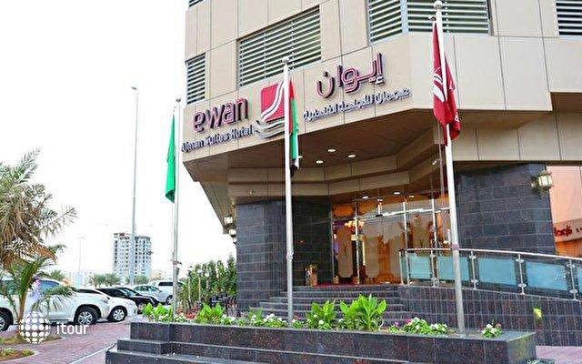 Ewan Ajman Suites Hotel 2