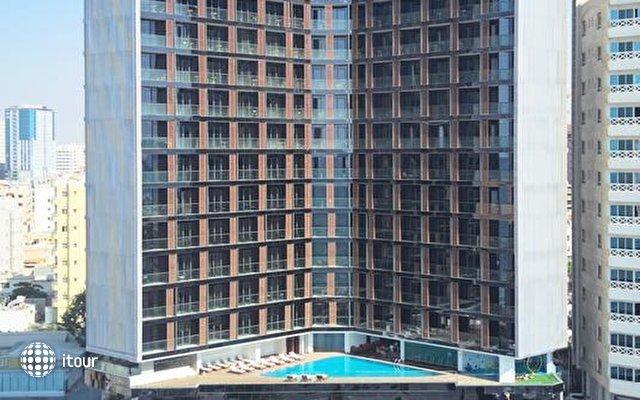 Wyndham Garden Ajman Corniche 2