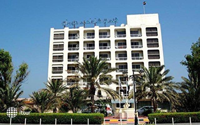 Ajman Beach Hotel 1