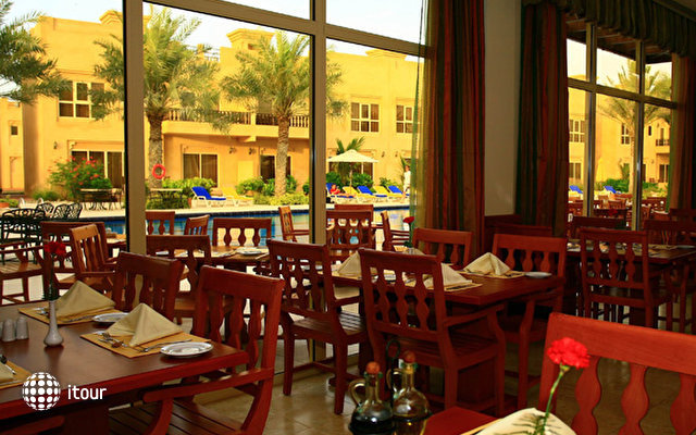 Al Hamra Village Golf & Beach Resort 9